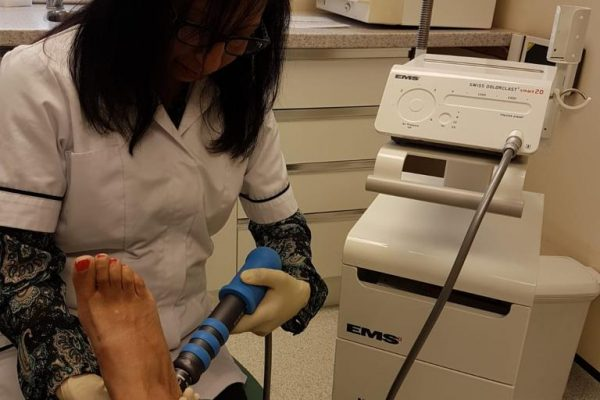 Shockwave Treatment For Plantar Fasciitis and Achilles Tendinopathy